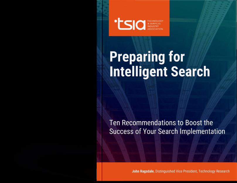 TSIA Report