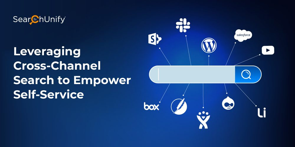 Leveraging Cross-Channel Search to Empower Self-Service