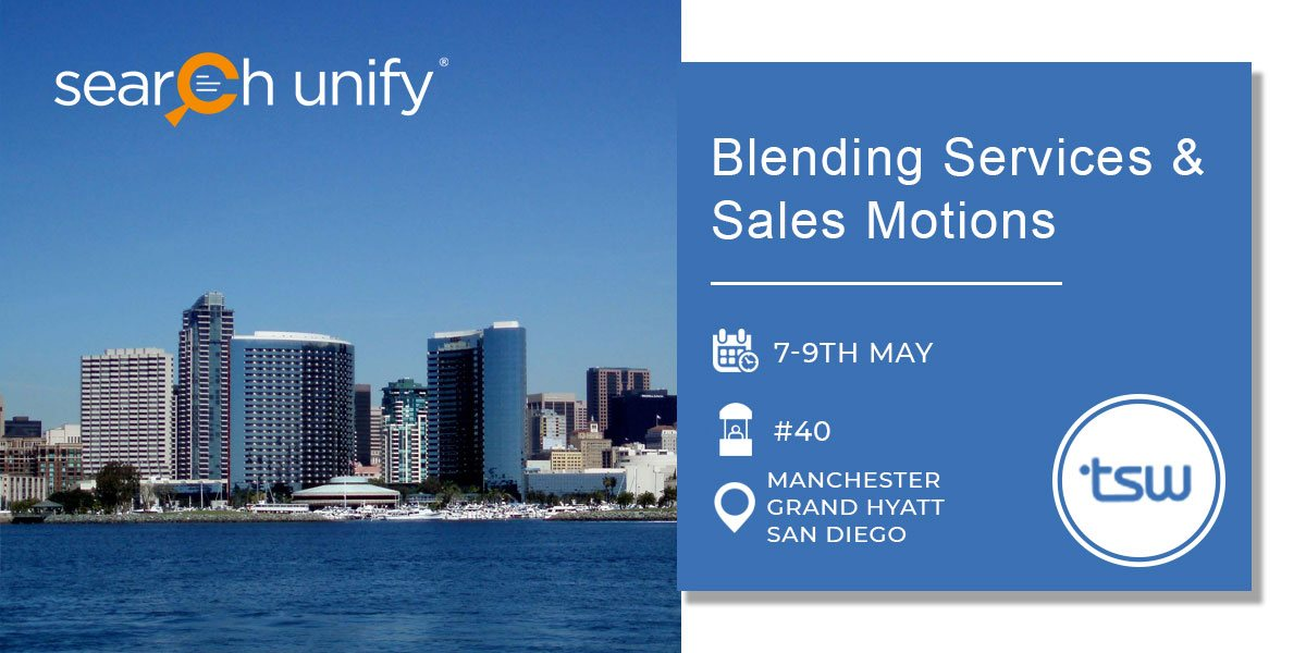 Blending Services & Sales Motions