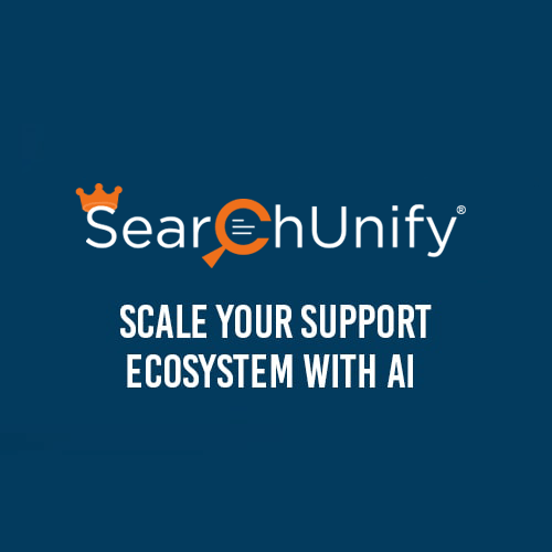 SearchUnify for Customer Service