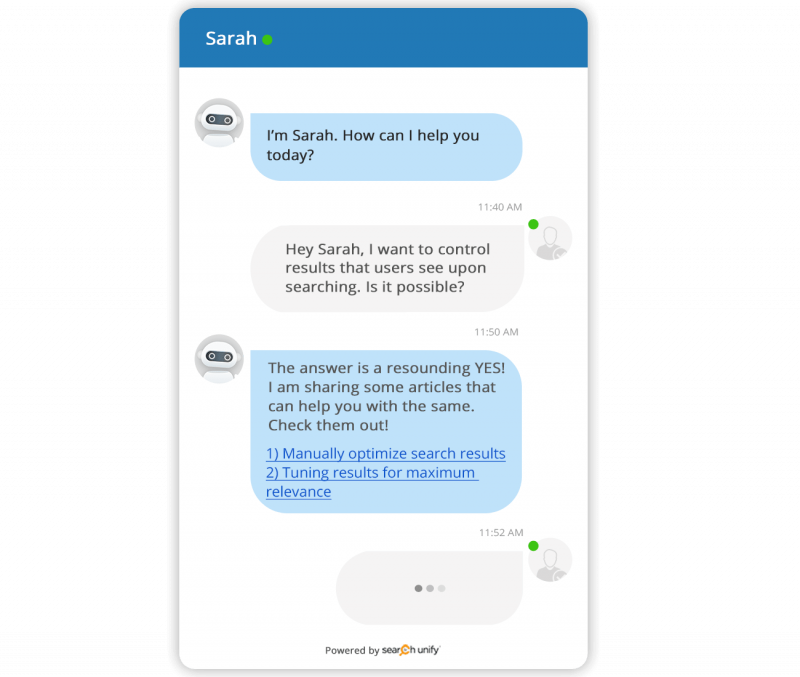 Drive Contextual Conversations by Leveraging NLU