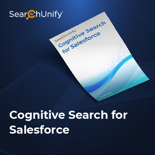 Cognitive Search For Salesforce
