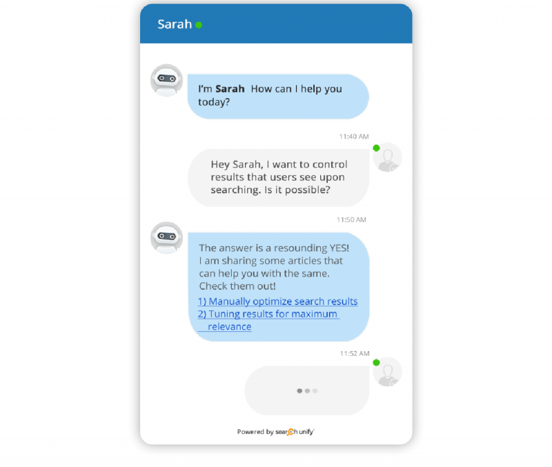 Solve User Queries Instantly with Virtual Assistant