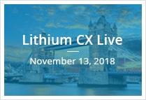 Lithium CX Live'18