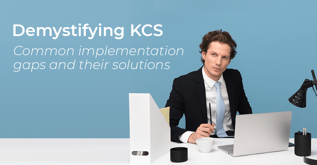 Demystify KCS with Our Comprehensive eBook