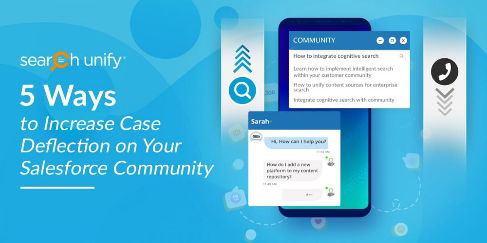 5 Ways to Increase Case Deflection on Your Salesforce Commun[...]