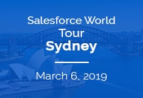 Salesforce World Tour – Sydney