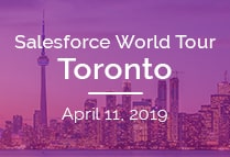 Salesforce World Tour – Toronto