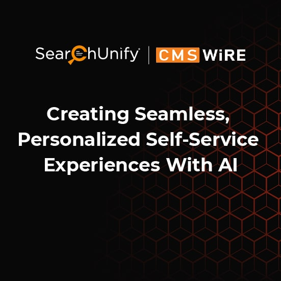 Creating Seamless, Personalized Self-Service Experiences With AI