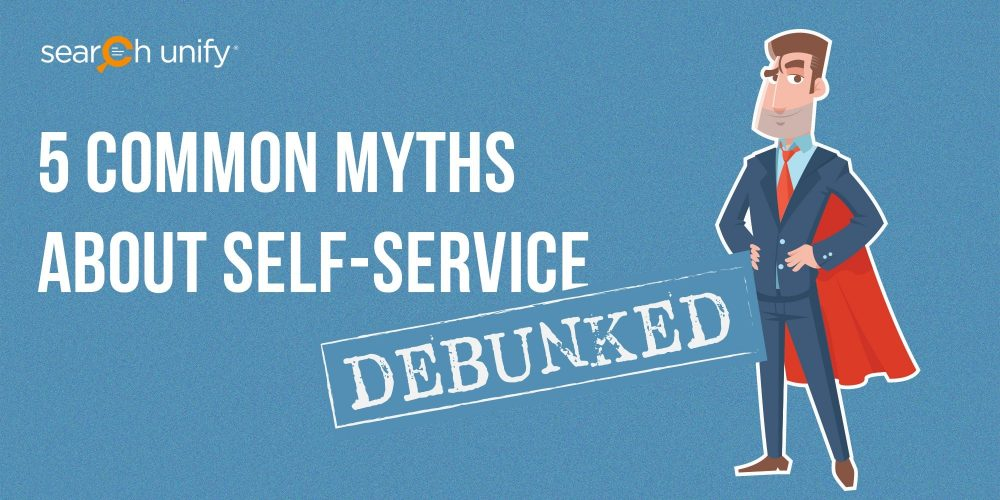 5 Common Myths About Self-Service
