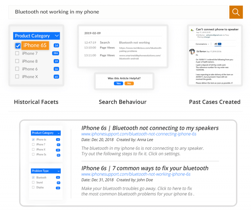 Personalize the Search Experience With Auto Facets