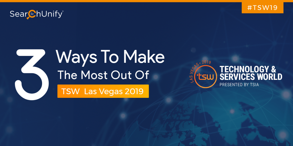 3 Ways To Make The Most Out Of TSW Las Vegas 2019 Conference