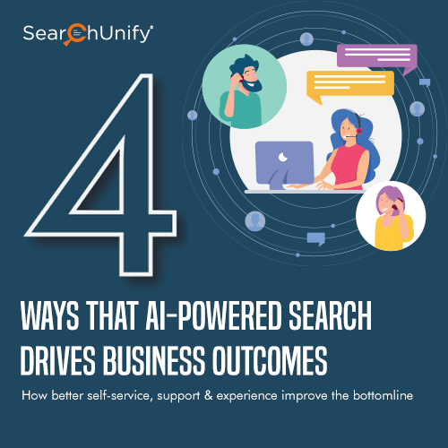 4 Ways that AI-Powered Search Drives Business Outcomes