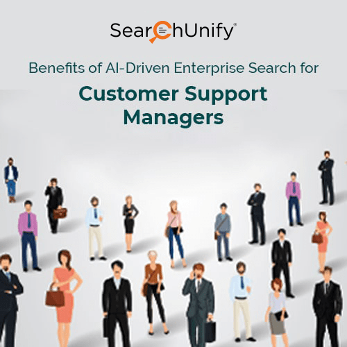Benefits Of AI-Driven Enterprise Search For Customer Support Managers
