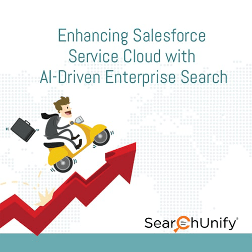 Build on Your Salesforce Service Cloud with Cognitive Search