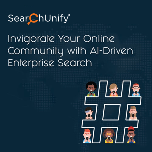 How to Foster Online Communities with AI-driven Enterprise Search