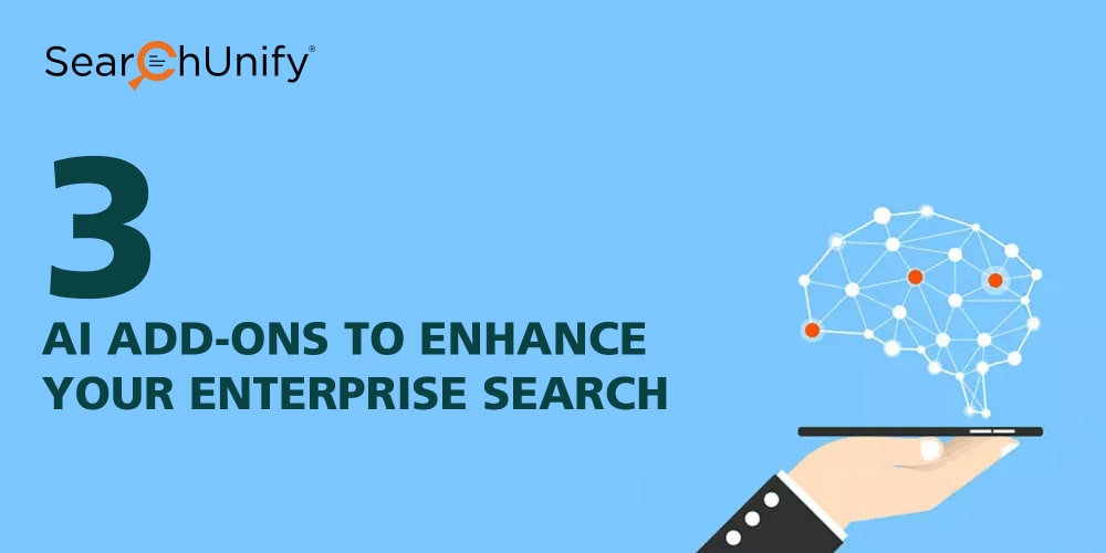 3 AI Add-Ons to Enhance Your Enterprise Search