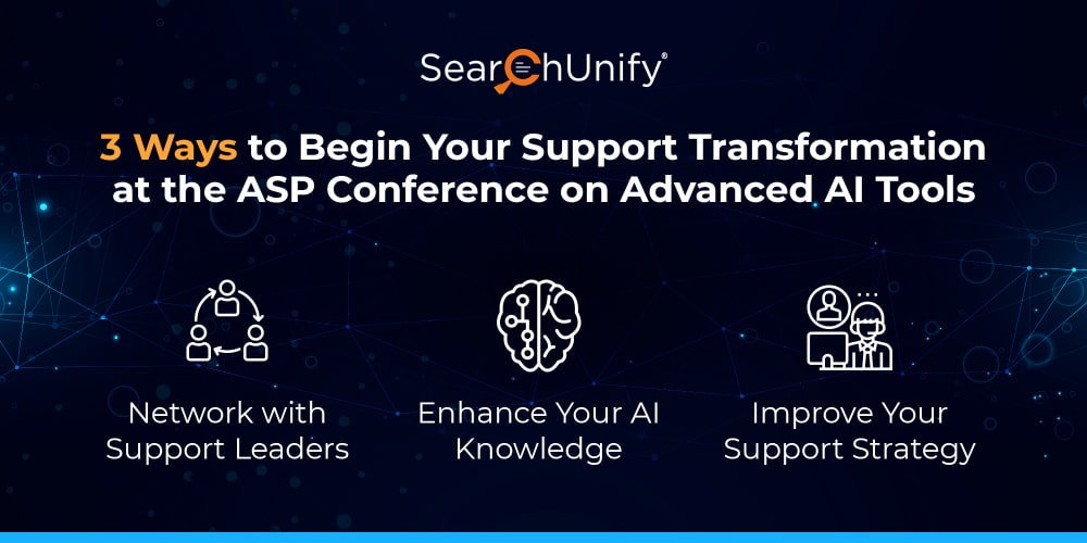 3 Ways to Begin Your Support Transformation at the ASP Confe...