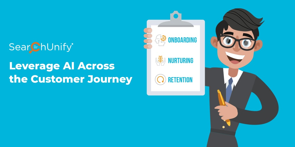 Leverage AI across the Customer Journey – from Onboarding to Retention
