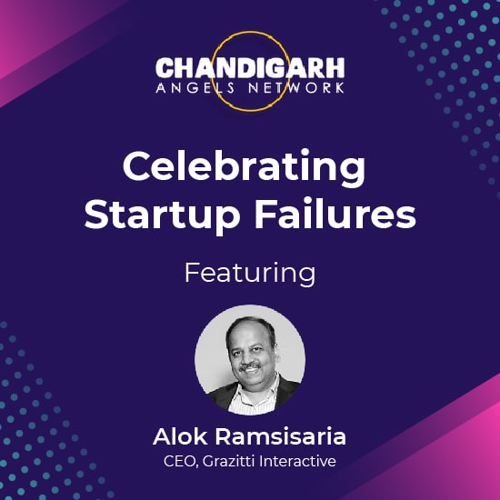 Celebrating Startup Failures feat. Alok Ramsisaria