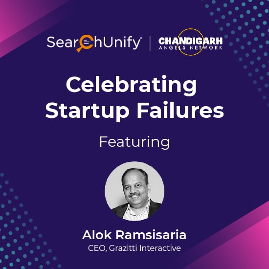 Celebrating Startup Failures feat. Alok Ramsisaria