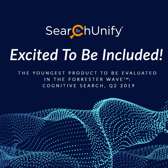 SearchUnify by Grazitti Interactive Cited in Independent Research Firm's Report on Cognitive Search Providers
