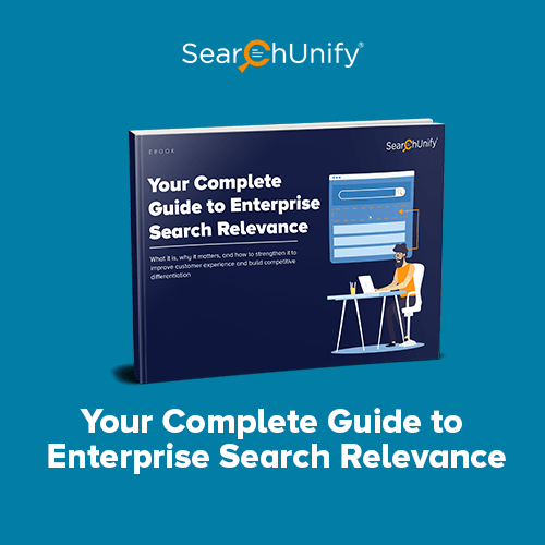 Your Complete Guide to Enterprise Search Relevance