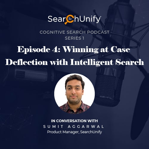 Winning at Case Deflection with Intelligent Search