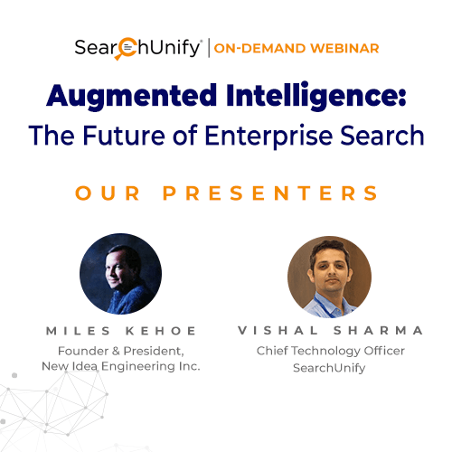 Augmented Intelligence: The Future Of Enterprise Search
