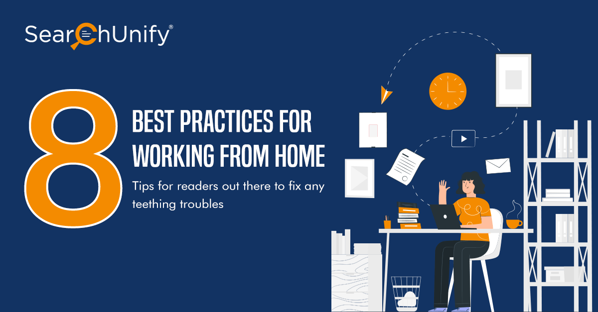 8 Best Practices for Working from Home