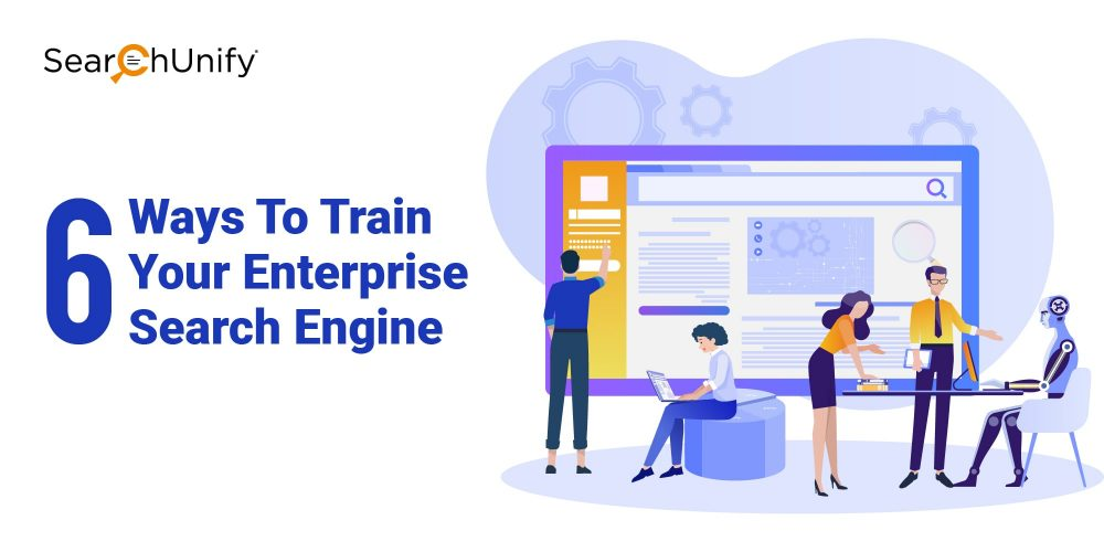 6 Ways To Train Your Enterprise Search Engine