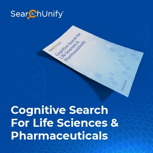 Cognitive Search for Life Sciences and Pharmaceuticals
