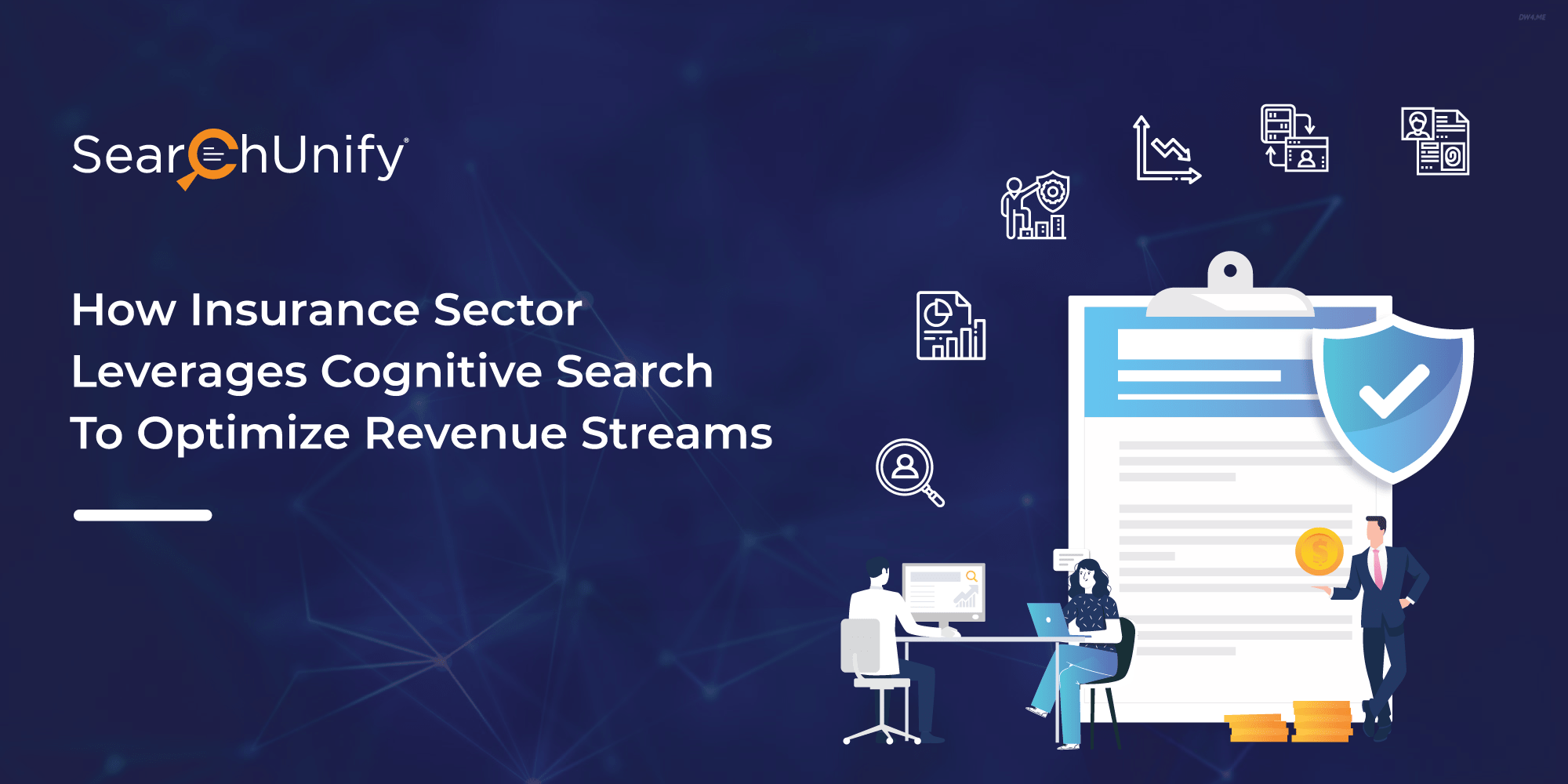 How Insurance Sector Leverages Cognitive Search to Optimize Revenue Streams