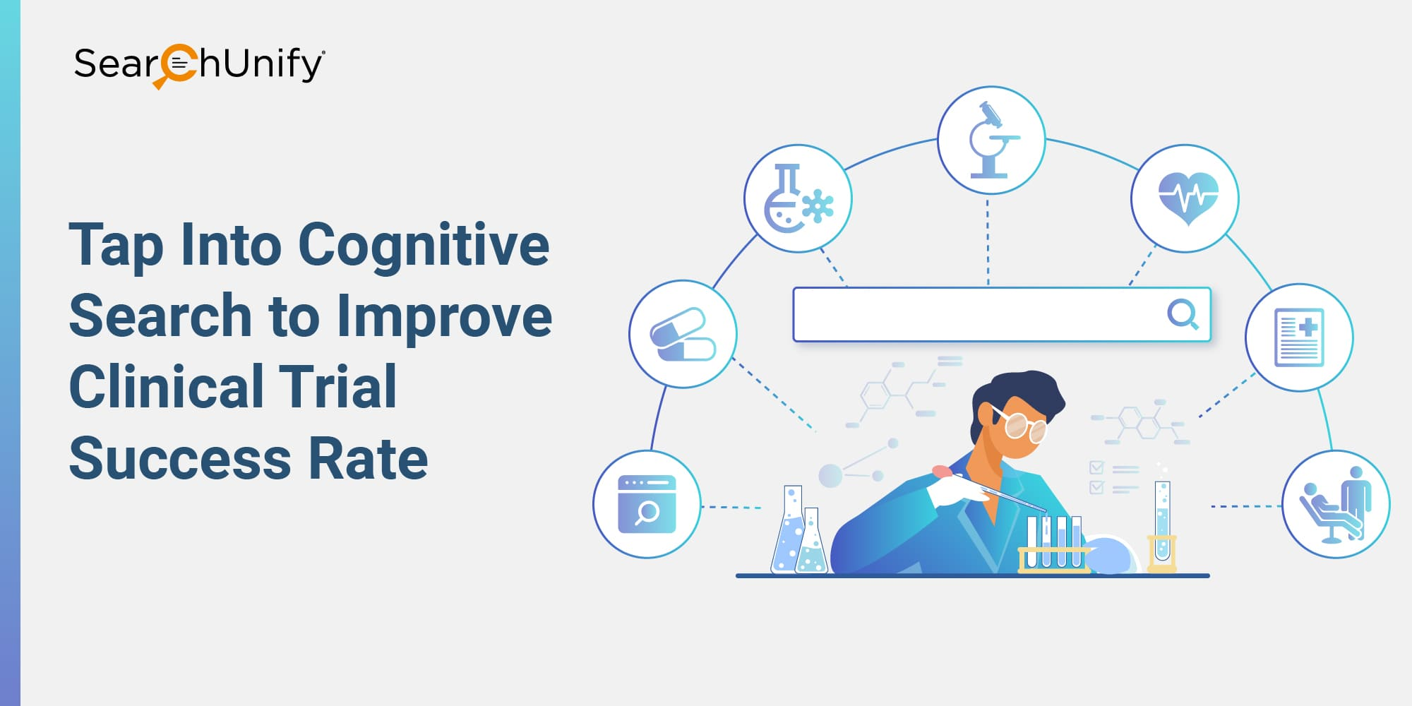 Tap Into Cognitive Search to Improve Clinical Trial Success Rate
