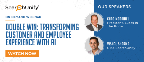 Double Win: Transforming Customer and Employee Experience with AI