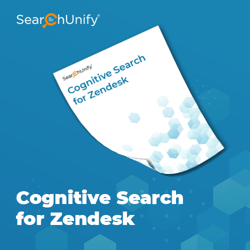 Cognitive Search for Zendesk