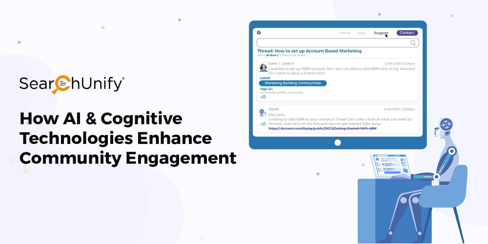 How AI And Cognitive Technologies Enhance Community Engagement