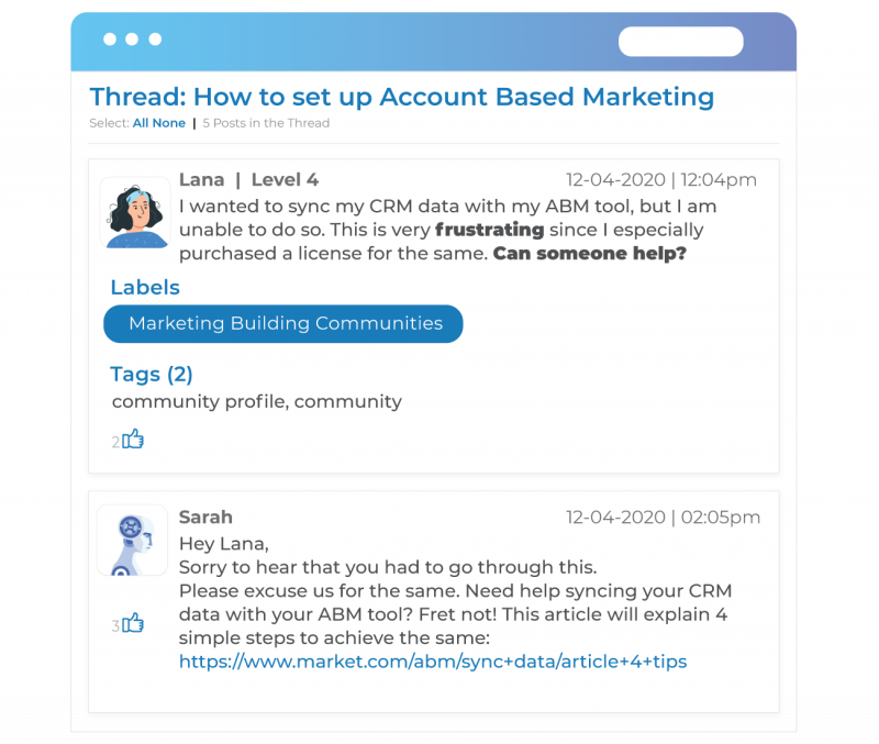 Elevate Engagement on Your Community with an AI-Powered Comm...