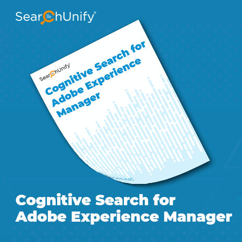 Cognitive Search for Adobe Experience Manager