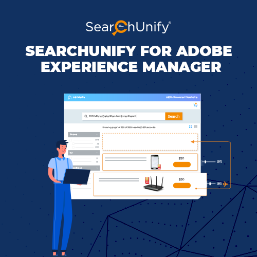 SearchUnify for Adobe Experience Manager