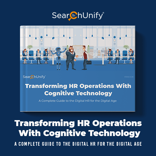 Transforming HR Operations With Cognitive Technology