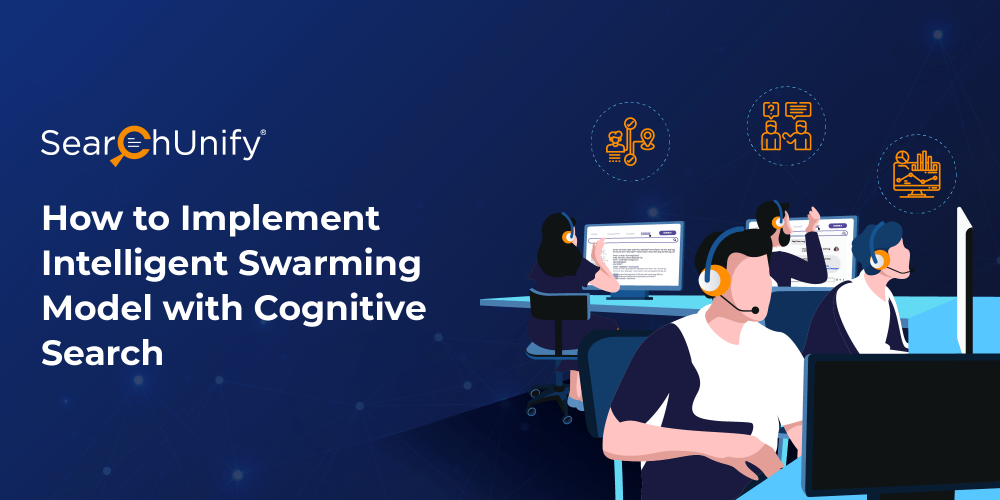How to Implement Intelligent Swarming Model with Cognitive S...