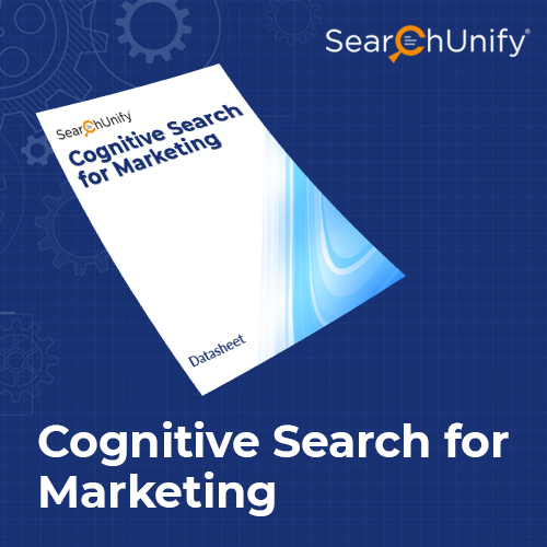 Cognitive Search for Marketing