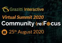 Grazitti Interactive Virtual Summit – Community (re)Fo...