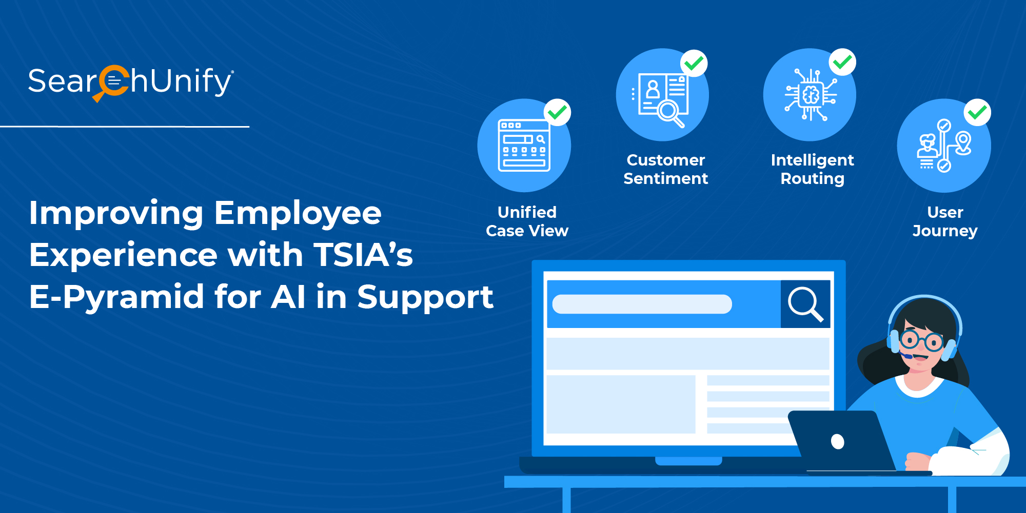 Improving Employee Experience with TSIA's E-Pyramid for AI in Support