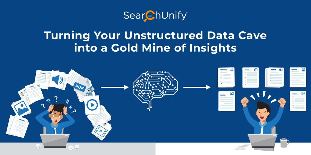 Turning Your Unstructured Data Cave into a Gold Mine of Insi...