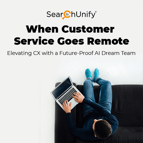 When Customer Service Goes Remote