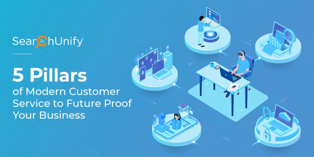 5 Pillars of Modern Customer Service to Future Proof Your Bu...