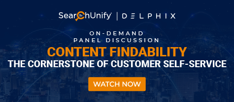 Content Findability: The Cornerstone of Customer Self-Service