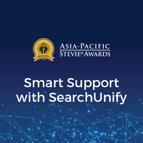 Smart Support with SearchUnify